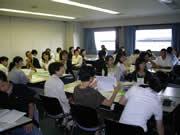 2007年 子どもの心と教育研究会 神戸大会 分科会