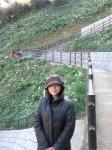 黒岩水仙郷 - ポートレート1