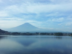 富士山・河口湖